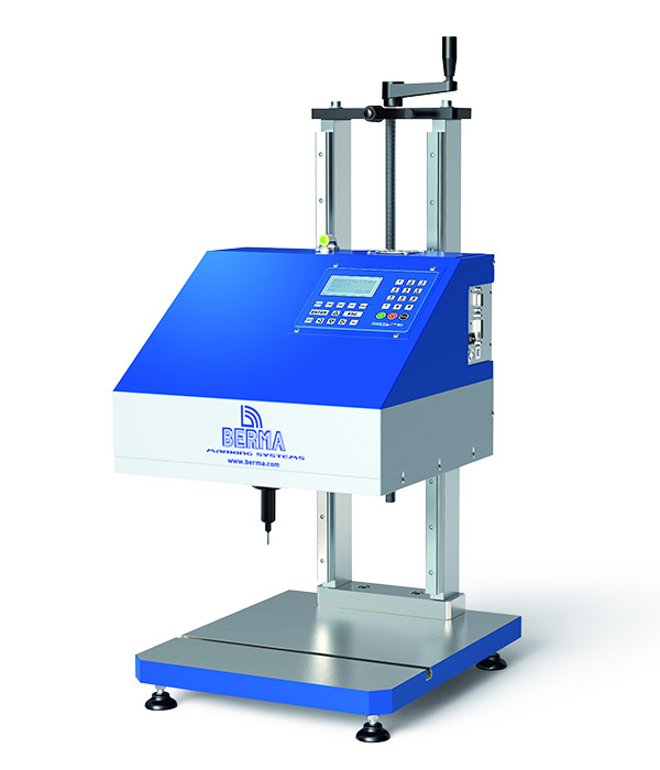 b170 benchtop dotpeen marking machine