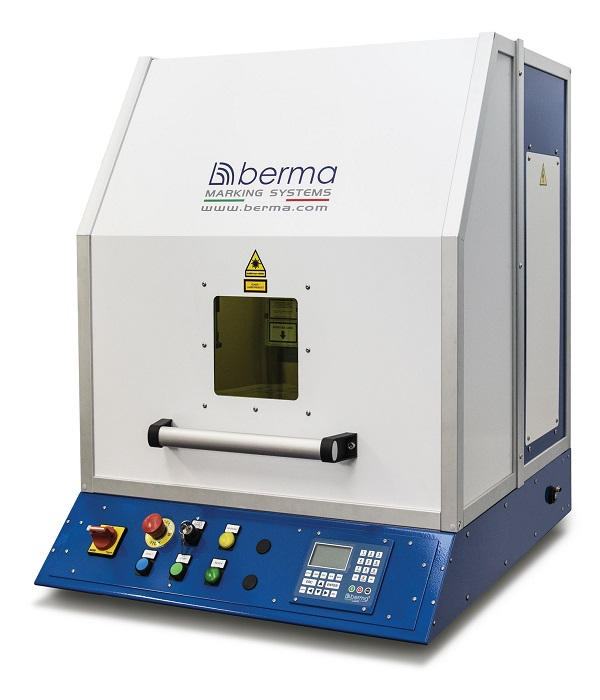 Focus laser marking machine